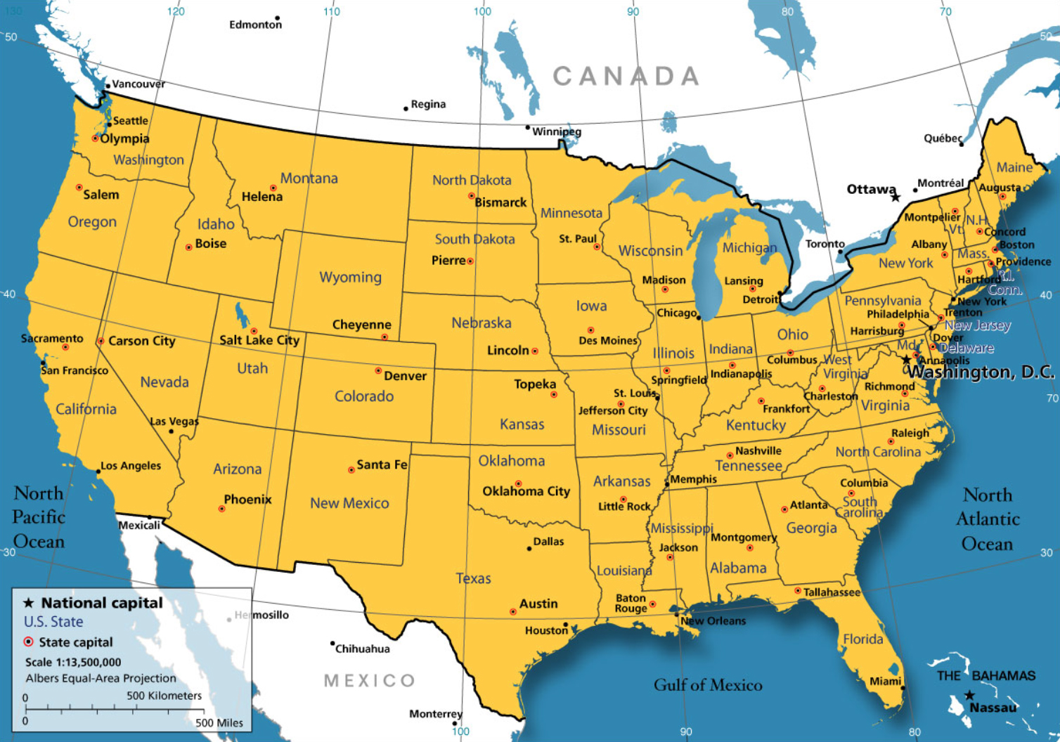 List Of Ports In The United States Wikipedia FirstTimeCruisingcom - China to us seaports map